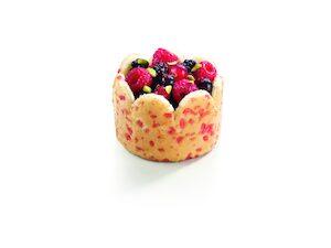 Charlotte ai Frutti Rossi 16 x 80 g Surgelata